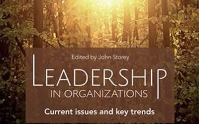 Latest edition of Leadership in Organizations
